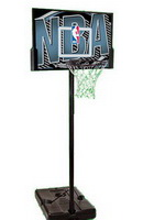 "NBA Logoman 44"" Rectangle Composite  63502CN"